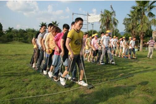 2012 南昆山拓展两日游